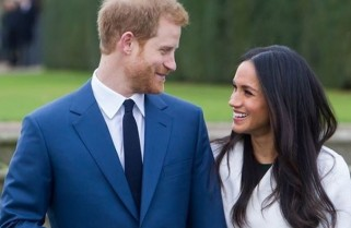 Príncipe Harry define data de casamento com Meghan Markle